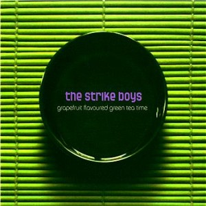 The Strike Boys Grapefruit flavoured green tea time Stereo Deluxe