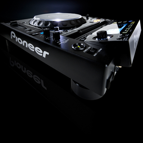CDJ-2000, Pioneer, Dj CD Player