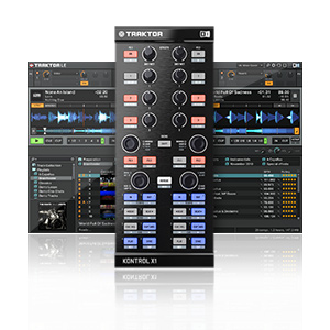 Native Instruments Traktor Kontrol-X1