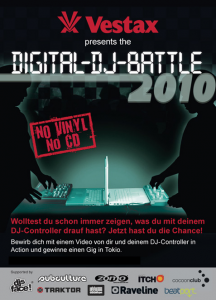 Vestax Digital Dj Battle 2010