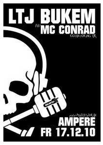 LTJ BUKEM feat. MC CONRAD (goodlooking, UK)
