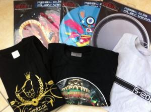 Ortofon Slipmats, T-Shirts, Preise, Gewinne