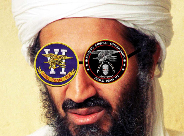 X Star TrekX deep space nineX Maquis, N24, Marine SEAL Team Six, Navy, Osama Bin Laden, Terror, U.S.A, Michael Lochner, TV Skandal,