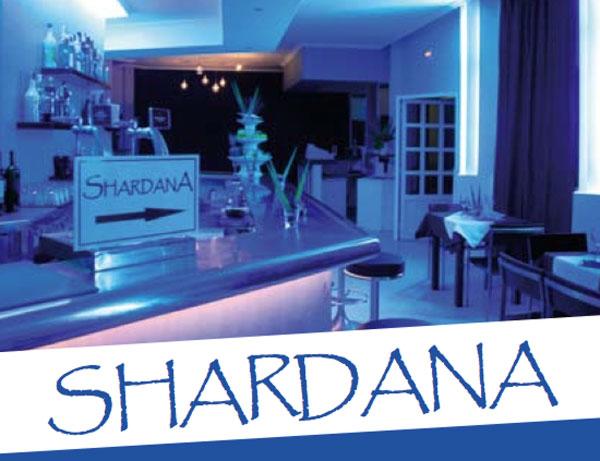 Shardana Restaurant Playa den Bossa Ibiza