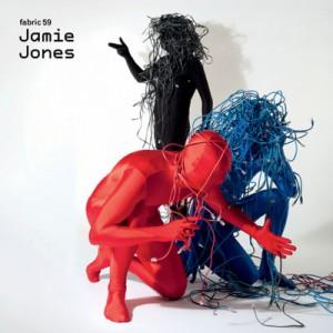 Jamie Jones DJ Mix CD at fabric 59 / Crosstown Rebels / Visionquest