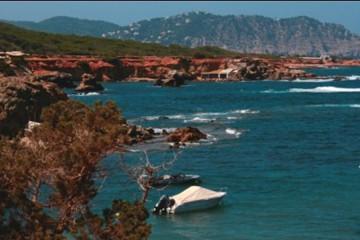Ibiza Buchten im Norden