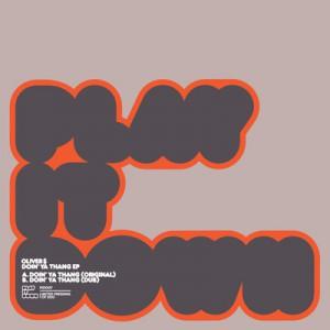 Oliver - Doin ya Thang - Vendetta Records