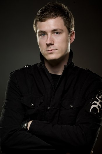 Dustin Zahn, DJ and Producer Techno Music from Minneapolis, Minnesota, US