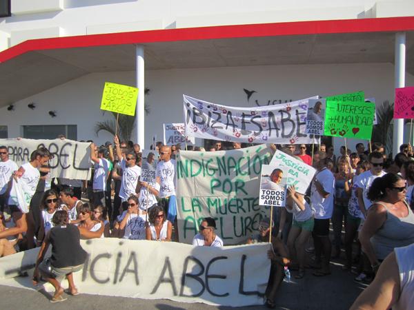 Abel Demonstration Ushuaia