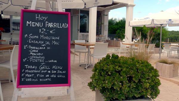 Como Santa Gertrudis Fusion Food Ibiza Lounge Restaurant Garden Bar Breakfast
