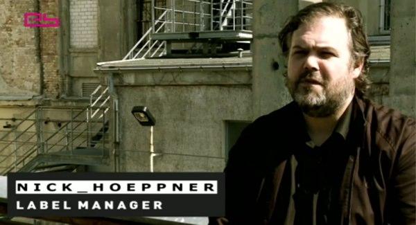 Slices Interview mit Ostgut Ton Labelchef Nick Höppner