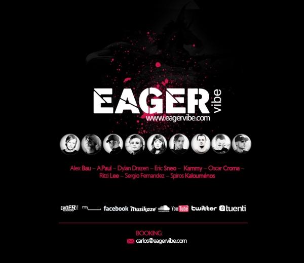Eager Vibe, Alex Bau, A. Paul, Dylan Drazen, Eric Sneo, Charts, Best of 2011, Ritzti Lee, Sergio Fernandez