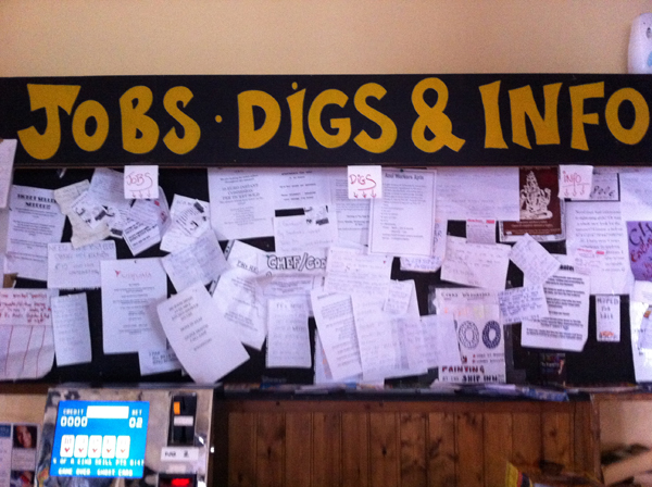 Job Board by Dave Morris