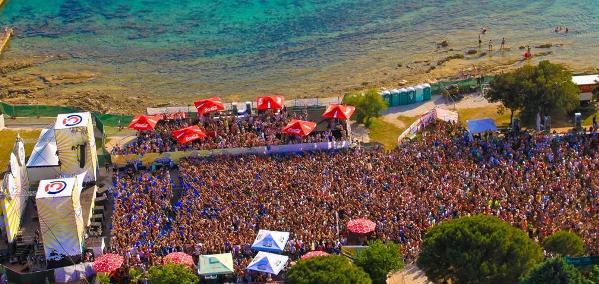 Spring Break Europe, Istrien, Kroatien, Porec, Spring Break, Rovinj, Buchung, Beachparty, Beach, Strandparty