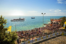 Spring Jam 2012, Strandparty, DocLX, Sportfreunde Stiller, Beachparty, Kroatien, Porec