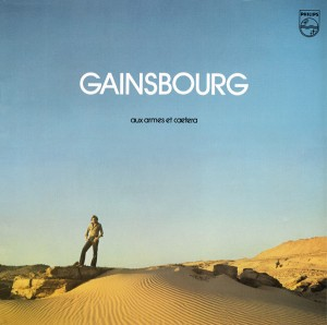 Gainsbourg - Aux Armes Et Caetera (1979)