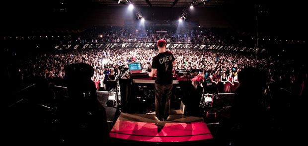 Paul Kalkbrenner live documentary 2010