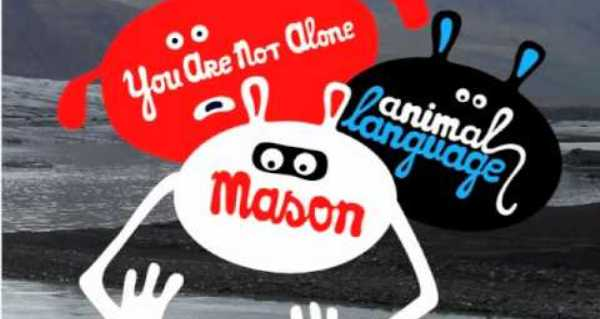 Mason, Animal Language, Amsterdam,