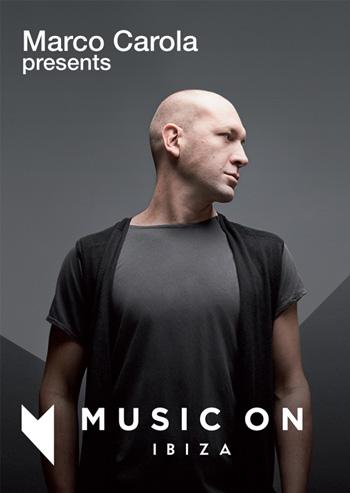 Marco Carola Music On at Amnesia