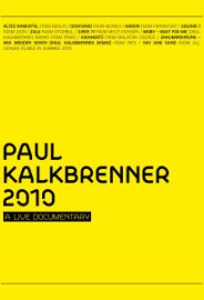 a live documentary dvd cover von paul kalkbrenner