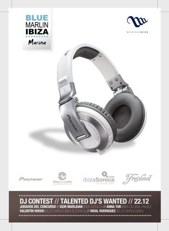 Blue-Marlin Ibiza-DJ-Contest