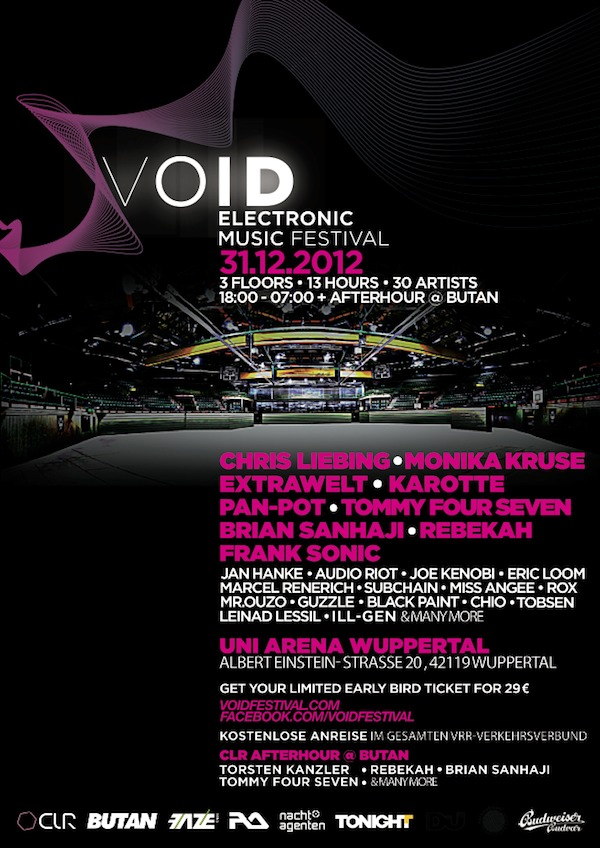 void festival wuppertal 2012