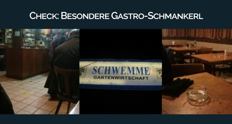 Gastro Check Schwemme Bad Canstattt