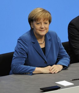 Angela Merkel, c: Martin Rulsch