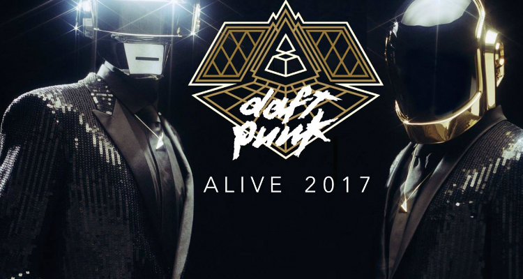 Daft Punk Tour 2017