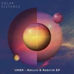 UNER Solar Distance Cover