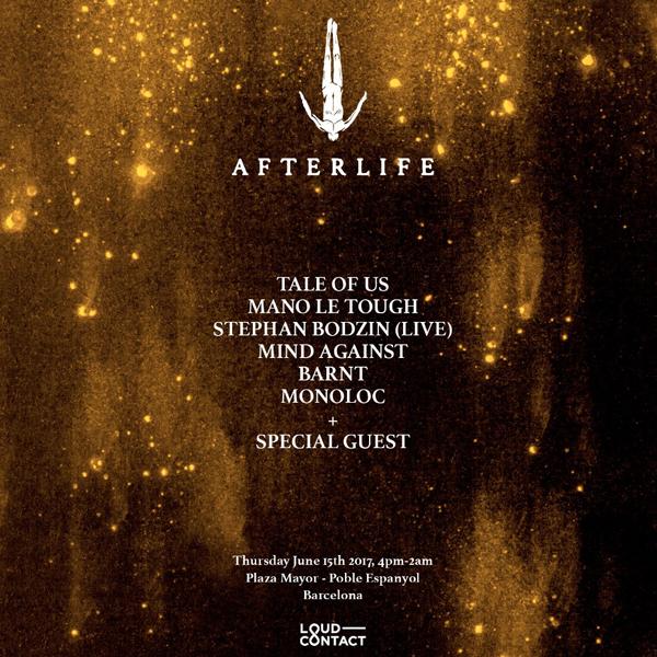 Sonar - Afterlife