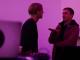 Raf Simons and Plastikman Richie Hawtin at Guggenheim Museum NYC (2013)