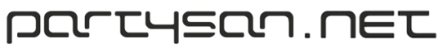 PARTYSAN Elektronische Musik & Klubkultur Magazin logo